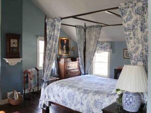 Guestrooms, Inn at Stony Creek